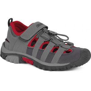 Crossroad MARIO červená 28 - Dětské sandály