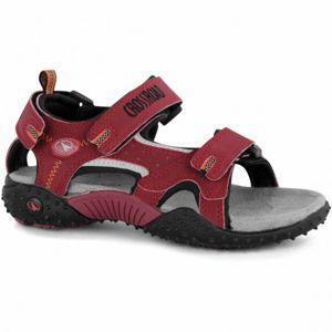 Crossroad MONA červená 26 - Dětské sandály