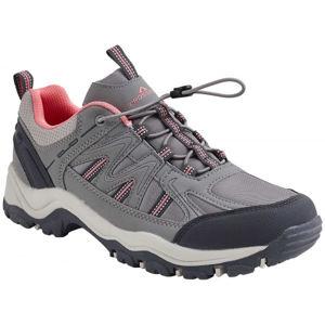 Crossroad DUFFY šedá 36 - Dámská treková obuv
