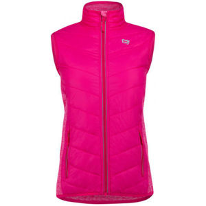 Etape ARTEMIS růžová XL - Dámská hybridní vesta