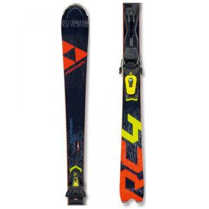 Fischer RC4 SUPERIOR+RC4 Z11 GW  160 - Sjezdové lyže