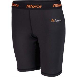 Fitforce CYNTIE černá XS - Dámské fitness šortky