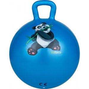 Fitforce HOPPERBALL 45 modrá 45 - Dětský skákací míč