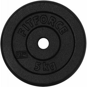Fitforce PLB 5KG 25MM  ZZZ - Nakládací kotouč