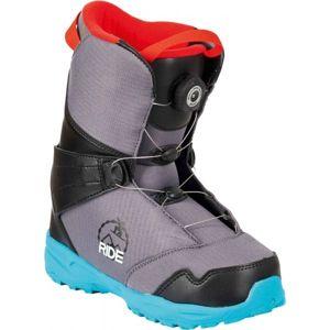 FTWO TEAM KIDS ATOP  36 - Dětská snowboardová bota