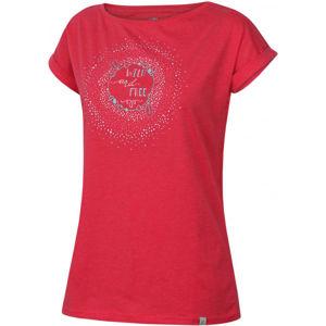 Hannah SURRI růžová 44 - Dámské tričko