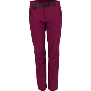 Head VALERIE vínová S - Dámské outdoorové kalhoty