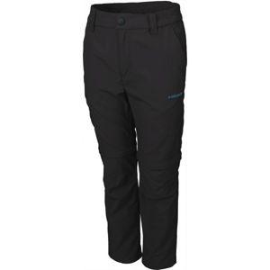 Head FIDEL černá 152-158 - Dětské kalhoty