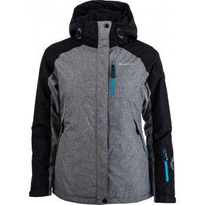 Hi-Tec LADY GASPE II šedá XL - Dámská zimní lyžařská bunda