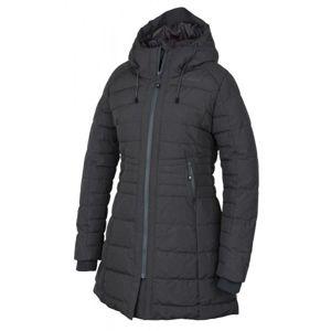 Husky NORMY L černá XL - Dámský zimní kabát