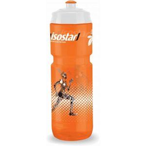 Isostar BIDON BIO SUPERLOLI BĚŽEC 800ML  NS - Ekologická sportovní láhev