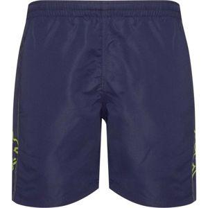 Kappa LOGO WOGOZ tmavě modrá XL - Pánské koupací šortky