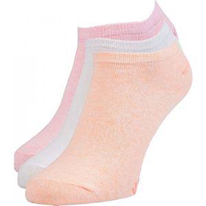 Kappa ZERAZ bílá 35-38 - Dámské ponožky