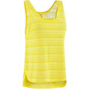 KARI TRAA MAREN TOP žlutá XL - Ultralehké dámské tílko