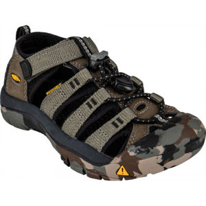 Keen NEWPORT H2 černá 13 - Dětské sandály