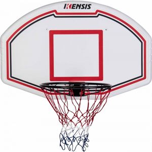 "Kensis BACKBOARD COMBO SET 44"" bílá  - Basketbalový set"