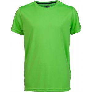 Kensis REDUS světle zelená 140-146 - Chlapecké sportovní triko