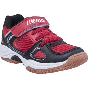 Kensis WAFI černá 32 - Dětská sálová obuv