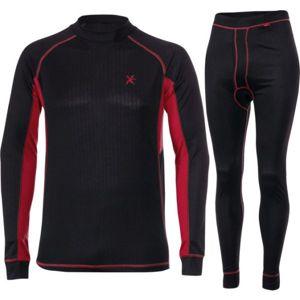 Klimatex CHICO černá L - Set pánského funkčního prádla