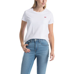 Levi's CORE THE PERFECT TEE bílá M - Dámské tričko