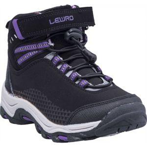 Lewro TESI růžová 34 - Dětská treková obuv