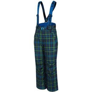 Lewro VIKY 140-170 modrá 140-146 - Dětské snowboardové kalhoty