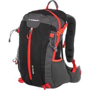 Loap ALPINEX 25 černá NS - Turistický batoh