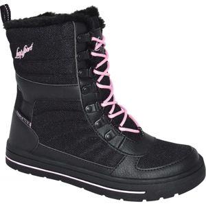 Loap CALAYA černá 40 - Dámská zimní obuv