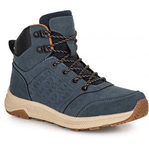 Loap DUNBAR modrá 43 - Pánská zimní obuv