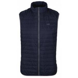 Loap IDRIS tmavě modrá M - Pánská vesta
