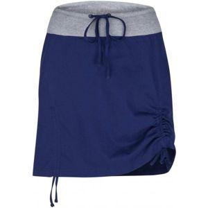 Loap NARISA tmavě modrá M - Dámská sukně