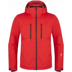 Loap LAMAS červená S - Pánská zimní bunda