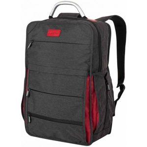 Loap NETWORK černá NS - Městský batoh