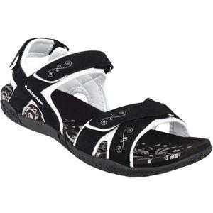 Loap PREDA černá 40 - Dámská letní obuv