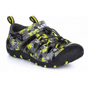 Loap BAM žlutá 23 - Dětské sandály