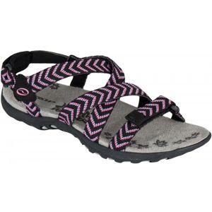 Loap ATARA růžová 40 - Dámské sandály