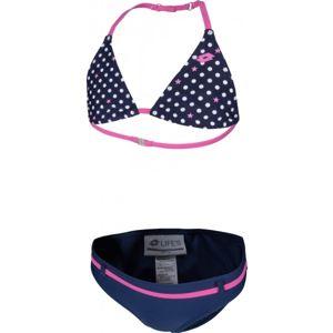 Lotto LOTTIE bílá 164-170 - Dívčí dvoudílné plavky
