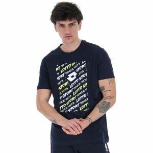 Lotto TEE SUPRA III JS  XXL - Pánské tričko