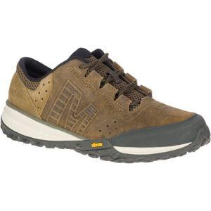Merrell HAVOC LTR oranžová 11.5 - Pánské vycházkové boty