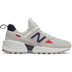 New Balance MS574GNC šedá 8.5 - Pánská lifestylová obuv
