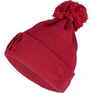 New Era 12134633 KULICH NEW ERA MLB WIMN červená UNI - Zimní čepice