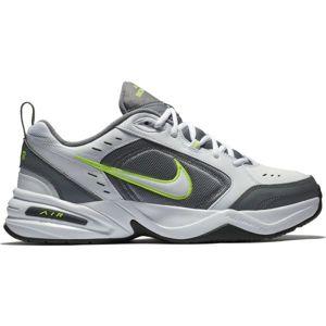 Nike AIR MONACH IV TRAINING šedá 7.5 - Pánská tréninková obuv