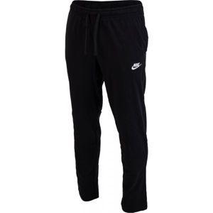 Nike NSW PANT OH CLUB JSY černá M - Pánské kalhoty