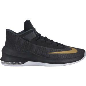 Nike AIR MAX INFURIATE 2 MID černá 8 - Pánská basketbalová obuv