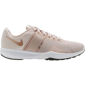 Nike CITY TRAINER 2 béžová 9 - Dámská tréninková obuv