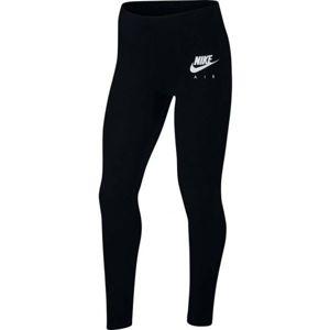 Nike NSW TIGHT FAVORITES černá M - Dívčí legíny