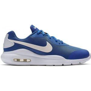 Nike AIR MAX OKETO modrá 4.5Y - Dětská volnočasová obuv