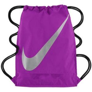 Nike FB GYMSACK 3.0 fialová  - Sportovní vak