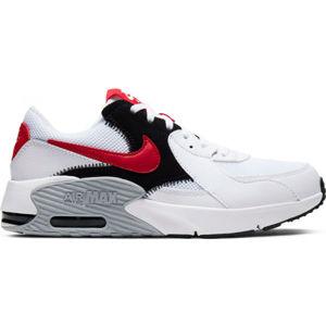 Nike AIR MAX EXCEE GS bílá 4.5Y - Dětská volnočasová obuv