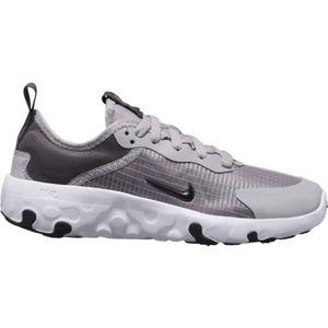 Nike RENEW LUCENT GS šedá 5Y - Dětská volnočasová obuv